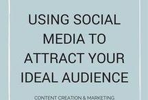 Branding for Bloggers / Marketing and Social Media Tips