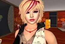 SL Friends, Me and more .... / Pictures of me and my SL friends - never to be finished ....