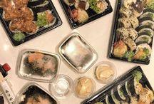 SUSHI GIRL / Sushi!