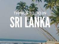 Things To Do   In Sri Lanka / From the white sand beaches of Unawatuna, Mirissa and Trincomalee, to the lush green mountains of Nuwara Eliya and the culture of Kandy and Sigiriya. Here are all the things to do in Sri Lanka. // Sri Lanka Travel, Travel Sri Lanka, What to do in Sri Lanka, Sri Lanka itinerary, Where to go in Sri Lanka,