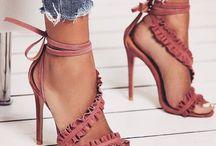 Shoes. Always / Choose shoes, not men