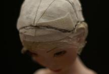 Techniques Tutoriels Poupées Cloth dolls