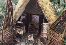 Maisons de fées - Fairy houses