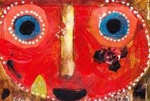 Art singulier 1 - Outsider Art  / et aussi Art brut - Raw Art - Self-taught art - Art autodidacte...