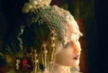 Poupées d'artistes - Art dolls
