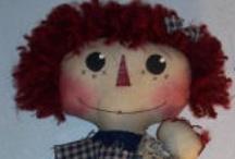 Patrons Poupées-  Free dolls patterns / Poupées en tissu - patrons et tutoriels libres d'accès -- Fabric dolls - Free patterns and tutorials
