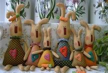 Patrons Doudous  Softies patterns / Patrons et Tutoriels libres d'accès pour  doudous peluches et jouets-  Free patterns and tutorials for softies plushes and toys