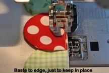 Techniques couture - Sewing techniqueq
