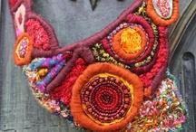 Creation textile - Bijoux - Jewels