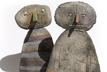 Art singulier 2 - Outsider art  / Art brut - Art autodidacte - raw art - Self-taught art - Folk art