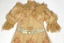 Vêtements anciens  vintage clothes
