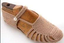calzado tejido / by mandina perez