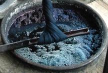 Techniques Teinture sur fibres textiles