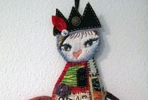Projets inspiration 2 - Dolls...