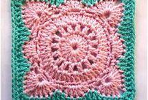 crochet a square