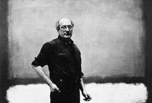 Mark Rothko - 1903/1970 / by éric imbert