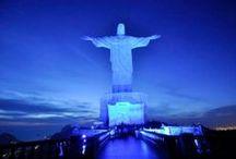 Light It Up Blue - April 2nd, World Autism Awareness Day / Light It Up Blue - April 2nd, World Autism Awareness Day
