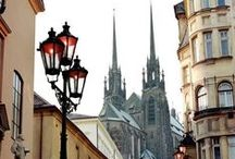 Brno - My Home / The second largest city in the Czech Republic.
