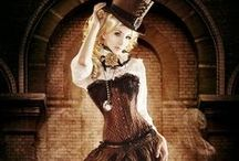 Steampunk / A infinite cabinet of advanced technology, mechanical wonders and steam powered impossibilities