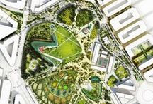 Landscape + Urban Planning / by Vy Vu