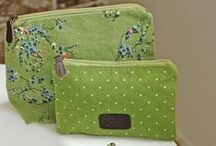 Toiletry Bags - Spring/Summer 2015 / Fresh and springlike toiletry bags for SS15. Launching to the trade Sept 2014