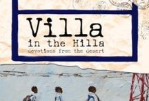 Villa in the Hilla: Devotions from the Desert / This devotion book is available on Amazon.com in Kindle version and hard copy. JanaKelley.com