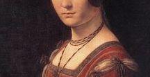 Leonardo da Vinci / Malarstwo