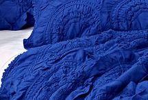 Bleu outremer/ Bleu Majorelle/ Saphir/ Lapis-Lazuli - Ultramarine blue... / Bleus profonds et intenses