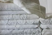 Tissus et linge anciens en fibres naturelles - Antique fabrics and linensnatural fiber / Tissus et linge ancien en lin , chanvre et coton Antique fabrics and linens (linen, hemp and cotton)