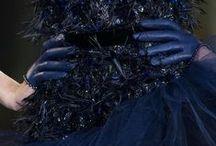 Bleu Marine/ Nuit/ Indigo profond/ Myrtille - Blue Navy/ Midnight/ Blueberry/ Dark indigo / Bleus sombres