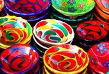 Multicolore  : Objets, sculptures, bijoux / Things, sculptures, jewels