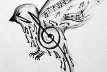 &      chansons       &  musiques & / by &      libellule      &