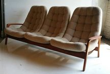 R. Huber & Co. Furniture / Mid-century furniture from a Canadian manufacturer