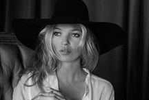 Kate Moss / Rock is better... fashion Icon!