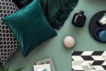 Green interior / inspiration