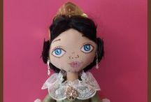 MUÑECAS Magia De Trapo / venta de muñecas hechas a mano, también personalizadas.