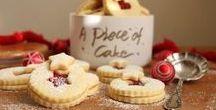 Weihnachtszeit / Idenn für die Advent-und Weihnachtszeit . Plätzchen , Kuchen und Dessert