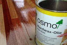 Mixedwood, Multicolor panelen / Mixed wood met Osmo Hardwax olie  Verkrijgbaar in 20-28-40 mm Lengte 3000 mm Breedte 650-1000 mm
