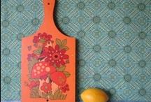 Vintage Vertigo - Kitchen and Serving