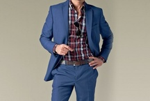 Menswear  / A selection of men's styles from TheVane.