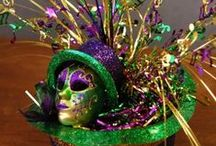 Mardi Gras / Add anything to this board pertaining to Mardi Gras, Louisiana, and the Bayou country. If you would like to be added to this board please go to my add me board and leave a comment. Happy Pinning! / by Donna Swan
