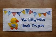 Little Yellow Ducks Saving Lives