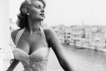 "Ode to Sophia Loren / ""Everything you see here, I owe to Spaghetti"""