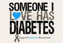 Diabetes / by Donna Swan
