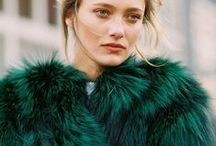 Bellissima / Stunning high fashion fur to be inspired by