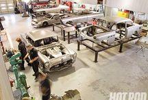 Works Garage / WORKS GARAGE