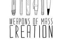 Posters, prints, illustrations