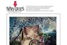 Fairy Tales / Νοιαζόμαστε. Το ίδιο και εσείς. Έτσι είχαμε μία ιδέα. Να δημιουργήσουμε μία σειρά προϊόντων που θα υποστηρίζει ενεργά έναν καλό σκοπό. Και γεννήθηκε ένα παραμύθι. Η σειρά Fairy-Tales της DOCA είναι μία συλλογή από τσάντες και πορτοφόλια που οι σχεδιαστές μας εμπνεύστηκαν από τα παιδικά παραμύθια και είναι αφιερωμένη στους μικρούς πρίγκιπες και πριγκίπισσες που χρειάζονται τη φροντίδα και την υποστήριξή μας. https://www.doca.gr/el/online-shop/fthinoporo-xeimonas-14-15/fairy-tales.html