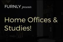 Home Offices & Studies / Looking for inspiration for a home office or study? Find it here.