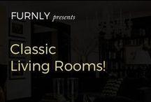 Living Room: Classic